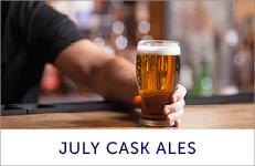 JULY CASK ALES
