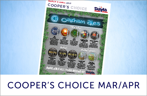 MAR APR COOPERS CHOICE