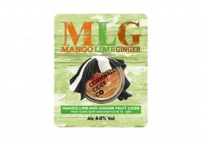 Cornwall Cider Co. Mango Lime Ginger