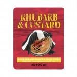 Cornwall Cider Co. Rhubarb & Custard