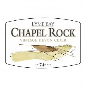 Lyme Bay Chapel Rock