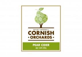 Cornish Orchards Pear