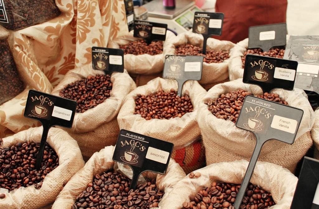 county show coffee